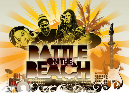 Stir It Up Music Expo's Battle of the Beach
